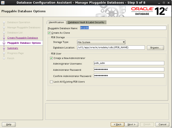 Create and manage pluggable databases | ORACLE -LEARN